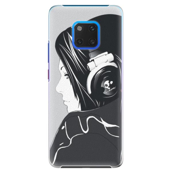 Plastové pouzdro iSaprio - Headphones - Huawei Mate 20 Pro