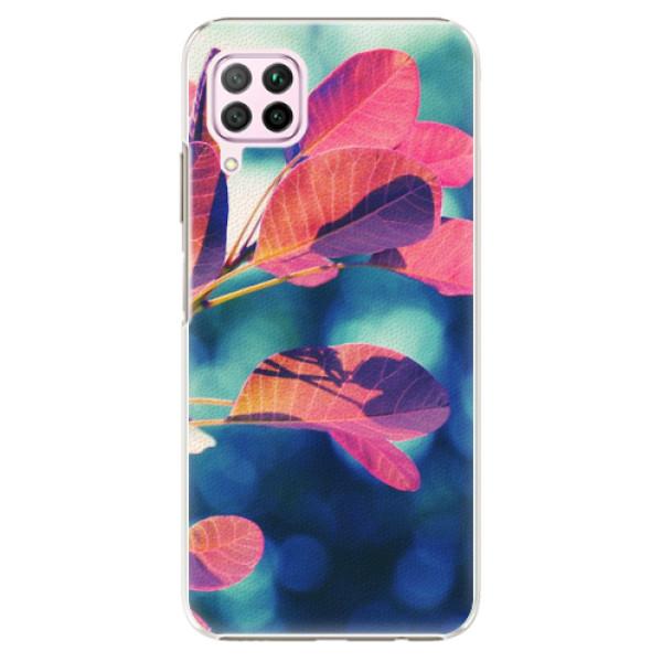 Plastové pouzdro iSaprio - Autumn 01 - Huawei P40 Lite