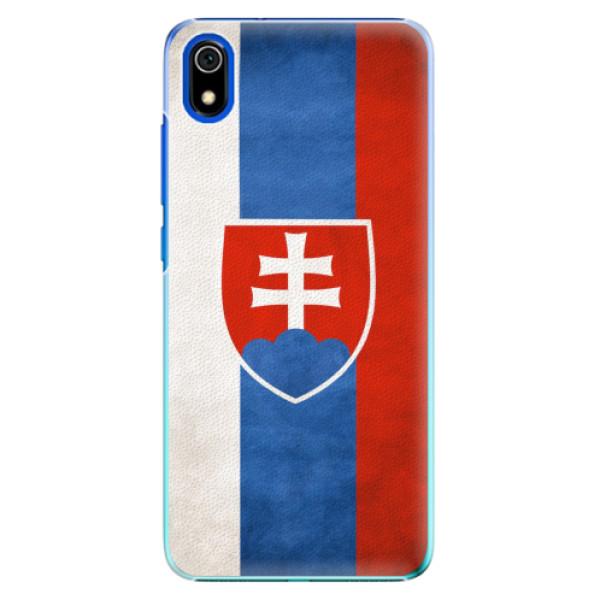 Plastové pouzdro iSaprio - Slovakia Flag - Xiaomi Redmi 7A