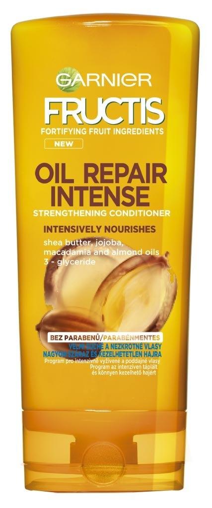 Fructis Oil Repair Intense kondicionér pro velmi suché a nepoddajné vlasy 200 ml