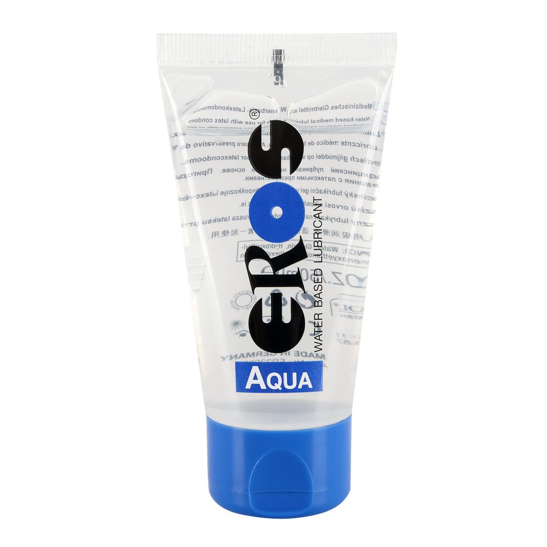 Zdravotní lubrikační gel EROS Aqua 50 ml