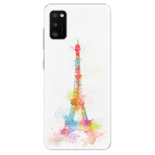 Plastové pouzdro iSaprio - Eiffel Tower - Samsung Galaxy A41