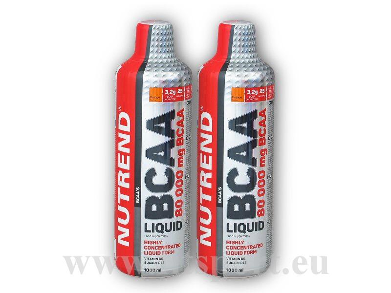 2x BCAA Liquid 1000ml