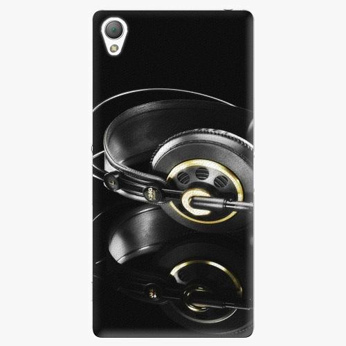 Plastový kryt iSaprio - Headphones 02 - Sony Xperia Z3