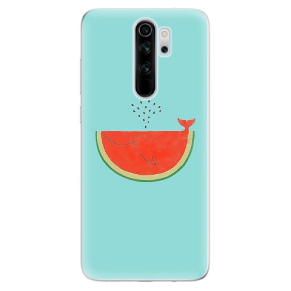 Odolné silikonové pouzdro iSaprio - Melon - Xiaomi Redmi Note 8 Pro