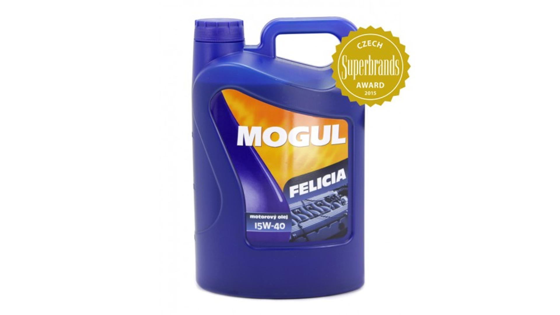 MOGUL GX FELICIA 15W-40 /4L