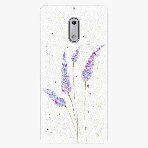 Plastový kryt iSaprio - Lavender - Nokia 6