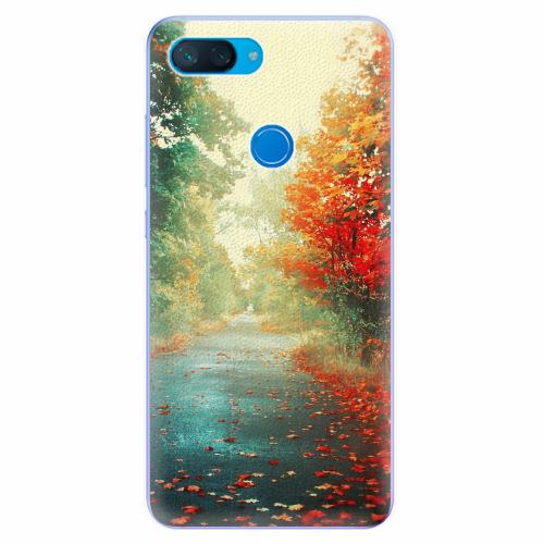 Silikonové pouzdro iSaprio - Autumn 03 - Xiaomi Mi 8 Lite