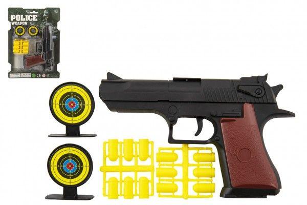 Pistole špuntovka, 17 cm