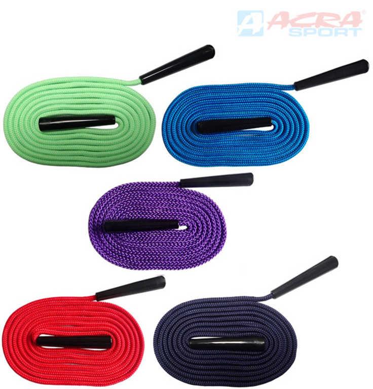 ACRA Švihadlo 2m jednobarevné různé barvy plastová rukojeť v sáčku