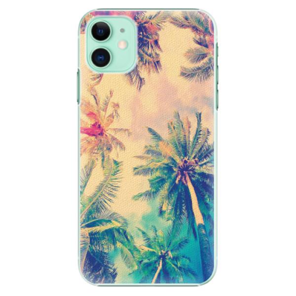 Plastové pouzdro iSaprio - Palm Beach - iPhone 11