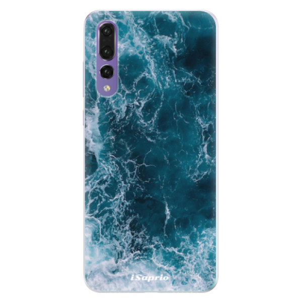 Silikonové pouzdro iSaprio - Ocean - Huawei P20 Pro