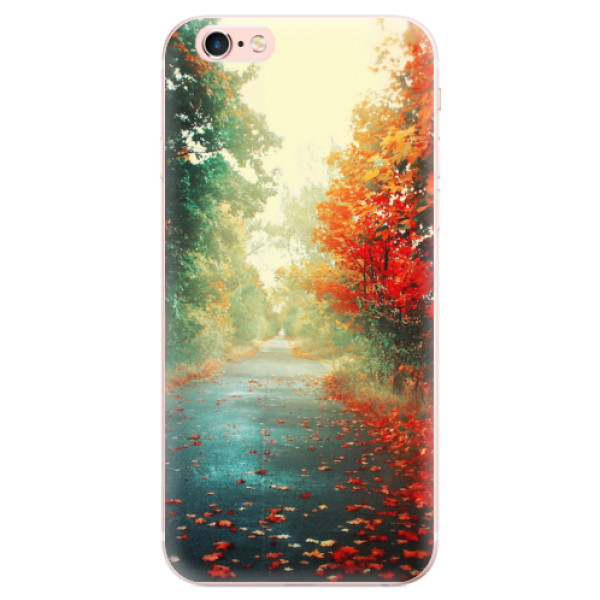 Odolné silikonové pouzdro iSaprio - Autumn 03 - iPhone 6 Plus/6S Plus
