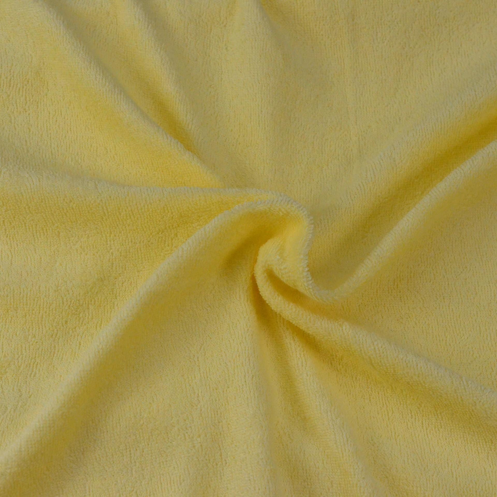 Froté prostěradlo citrus, Výběr rozměru - 90x200cm
