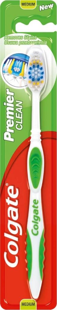 Premier Clean zubní kartáček střední