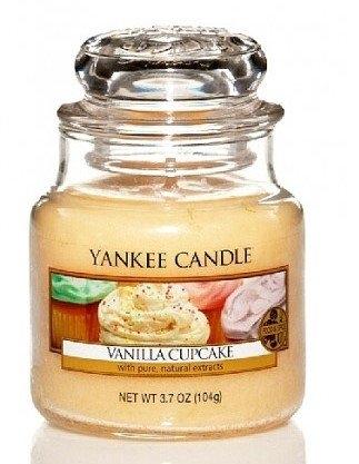Yankee Candle VANILLA CUPCAKE classic malý 104 g