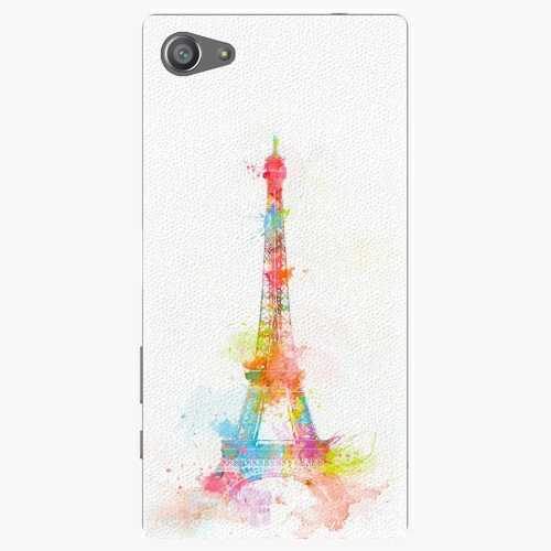 Plastový kryt iSaprio - Eiffel Tower - Sony Xperia Z5 Compact