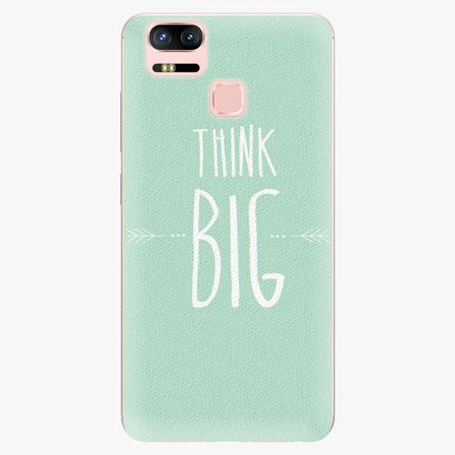 Plastový kryt iSaprio - Think Big - Asus ZenFone 3 Zoom ZE553KL