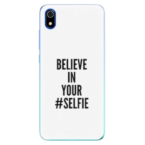 Odolné silikonové pouzdro iSaprio - Selfie - Xiaomi Redmi 7A