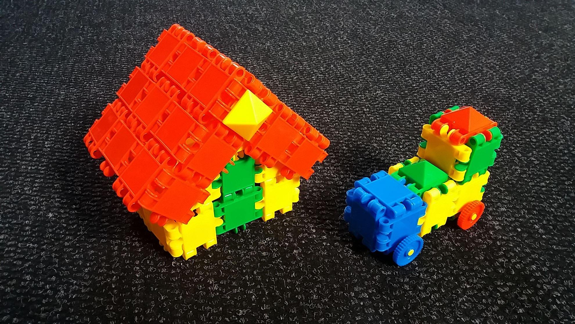 Autíčková stavebnice
