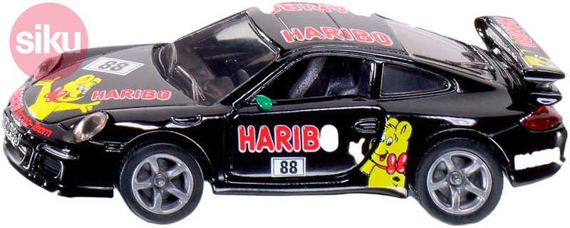 SIKU Auto Porsche 911 závodní Formule KOV