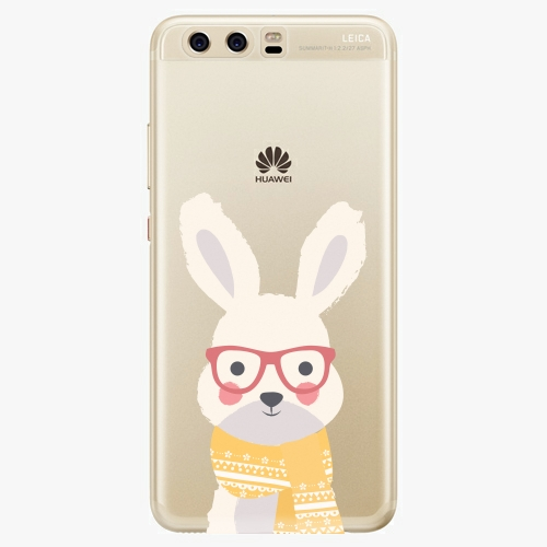 Plastový kryt iSaprio - Smart Rabbit - Huawei P10
