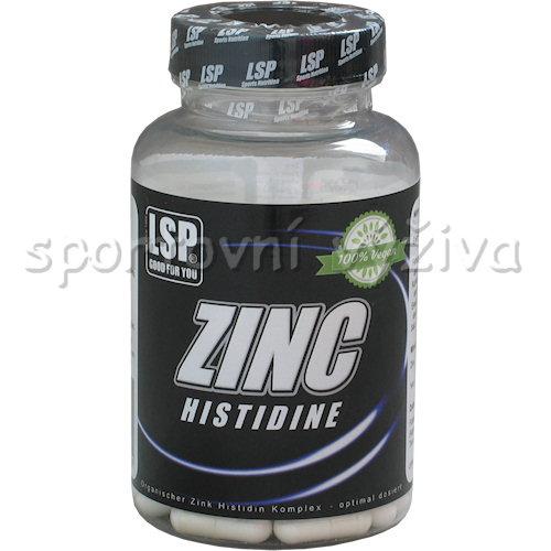 Zinc Histidine 100 kapslí - zinek