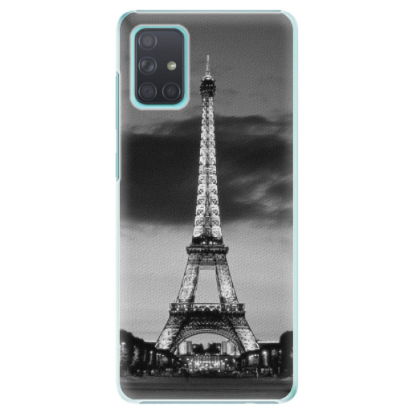 Plastové pouzdro iSaprio - Midnight in Paris - Samsung Galaxy A71