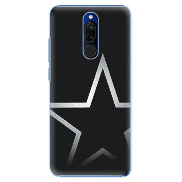 Plastové pouzdro iSaprio - Star - Xiaomi Redmi 8