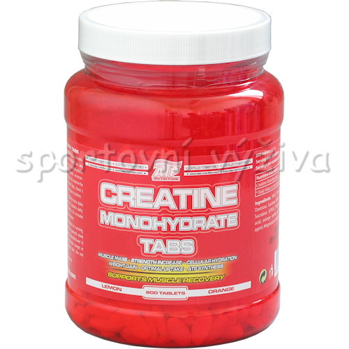 ATP Creatine Monohydrate 800 - tablet-citron