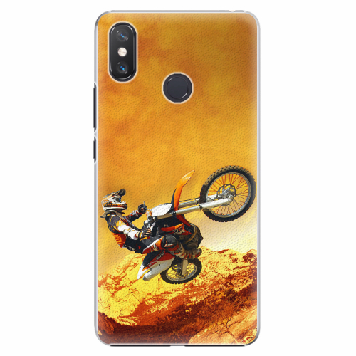 Plastový kryt iSaprio - Motocross - Xiaomi Mi Max 3