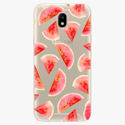 Plastový kryt iSaprio - Melon Pattern 02 - Samsung Galaxy J5 2017