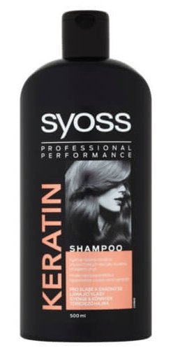 Syoss Šampon Keratin Hair Perfection 500 ml