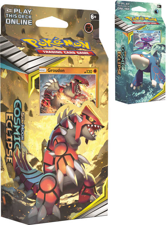 ADC Hra Pokémon SM12 Cosmic Eclipse startovací set 60 karet s doplňky