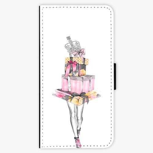 Flipové pouzdro iSaprio - Queen of Shopping - iPhone 7 Plus