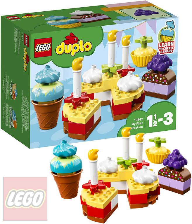 LEGO DUPLO Moje první oslava STAVEBNICE 10862