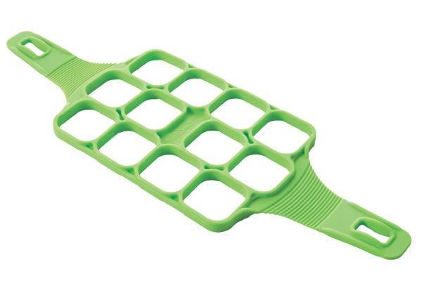 Silikonová forma zelená na pečení lívanců