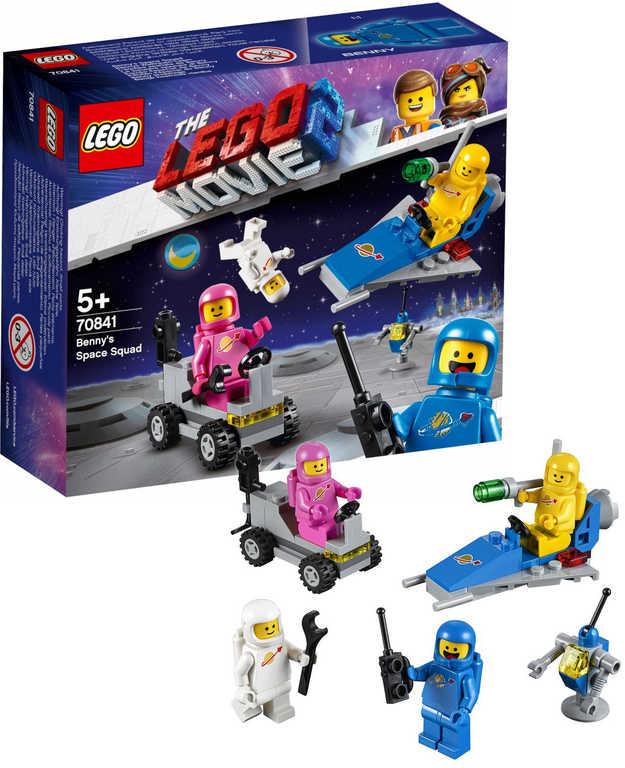 LEGO MOVIE PŘÍBĚH 2: Bennyho vesmírná skupina 70841