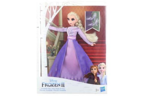 Frozen 2 Panenka Elsa Deluxe