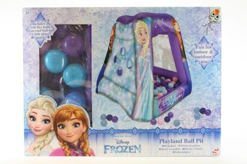 Frozen stan s míčky