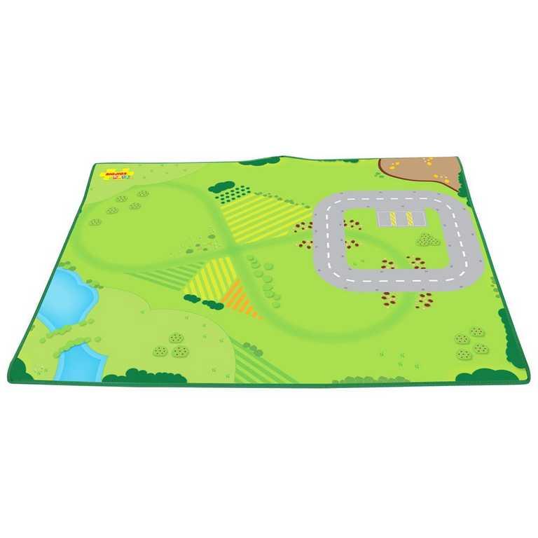 Bigjigs Rall Hrací koberec pro vláčkodráhu
