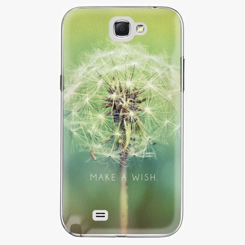 Plastový kryt iSaprio - Wish - Samsung Galaxy Note 2