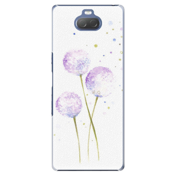 Plastové pouzdro iSaprio - Dandelion - Sony Xperia 10