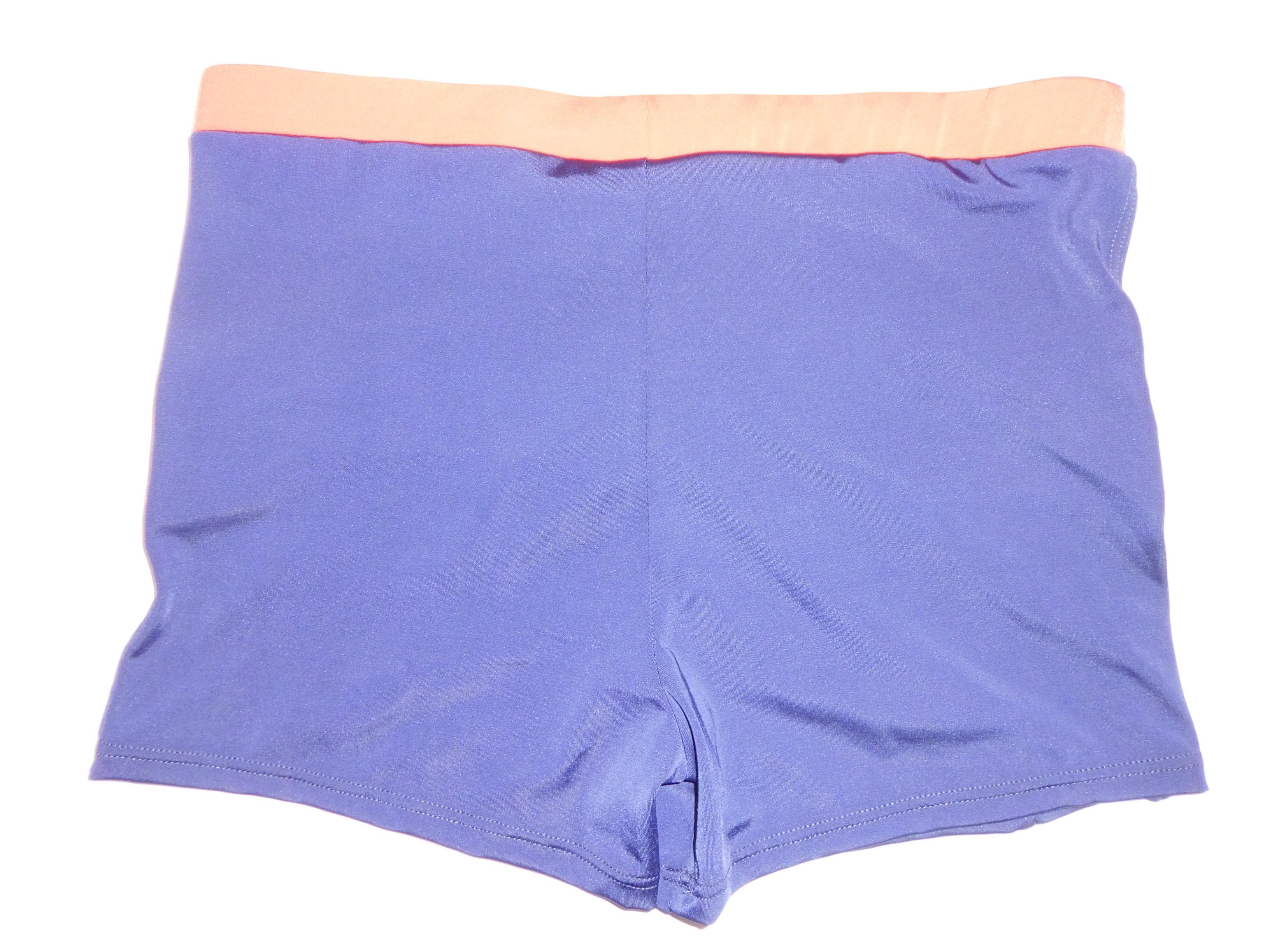 Pánské plavky KMS 850-179 - Moraj - Tm.modro-červená/XL