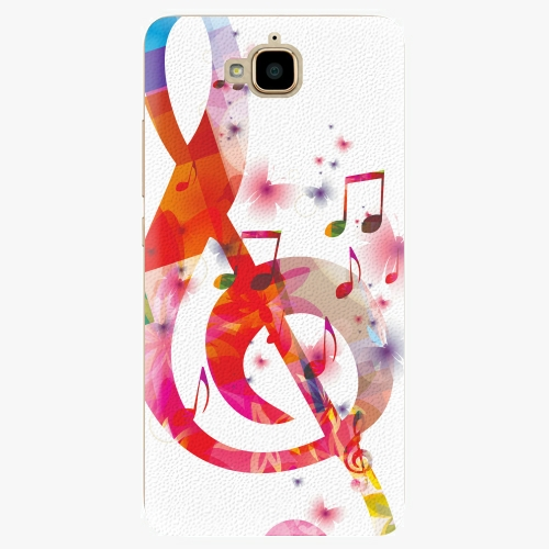 Plastový kryt iSaprio - Love Music - Huawei Y6 Pro