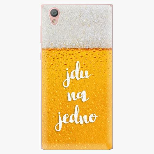 Plastový kryt iSaprio - Jdu na jedno - Sony Xperia L1