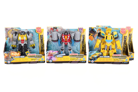 Transformers Action attacker 20