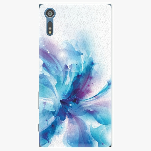 Plastový kryt iSaprio - Abstract Flower - Sony Xperia XZ