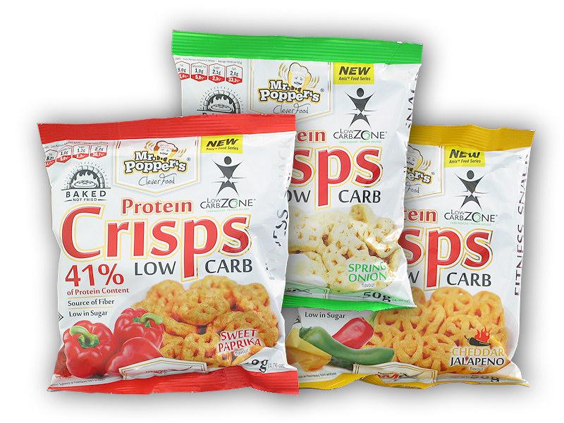 Protein Crisps 41%