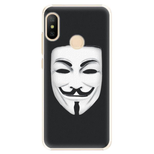 Plastové pouzdro iSaprio - Vendeta - Xiaomi Mi A2 Lite